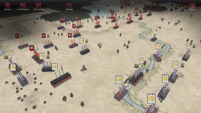 Sengoku Jidai GOLD screenshot 1