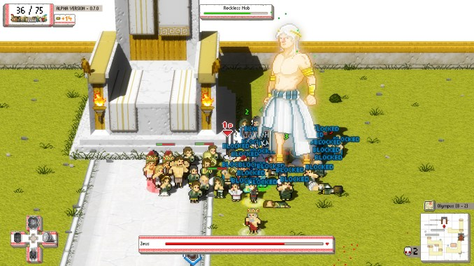 Okhlos Screenshot 2