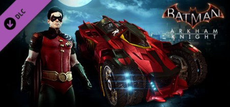 Batman        Arkham Knight   Robin and Batmobile Skins Pack on Steam This content requires the base game Batman        Arkham Knight on Steam in  order to play