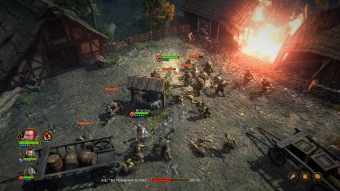 The Dwarves Screenshot 2
