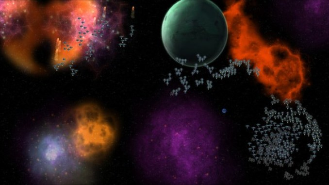 AI War: Fleet Command screenshot 1