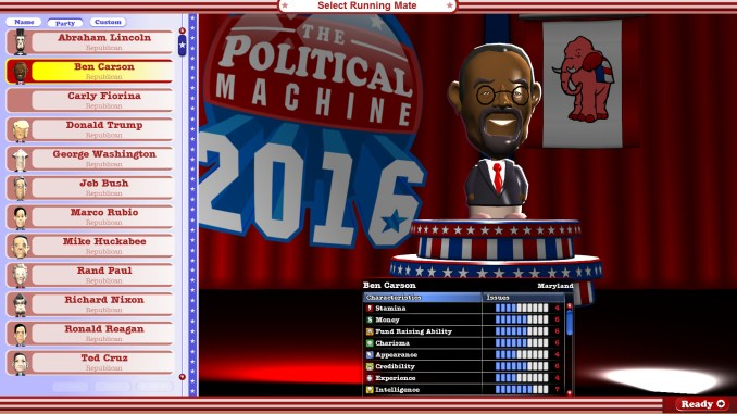 The Political Machine 2016 Screenshot 3