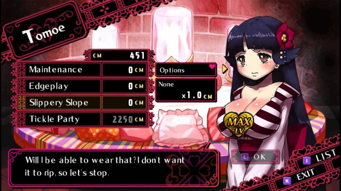 Criminal Girls: Invite Only Screenshot 1