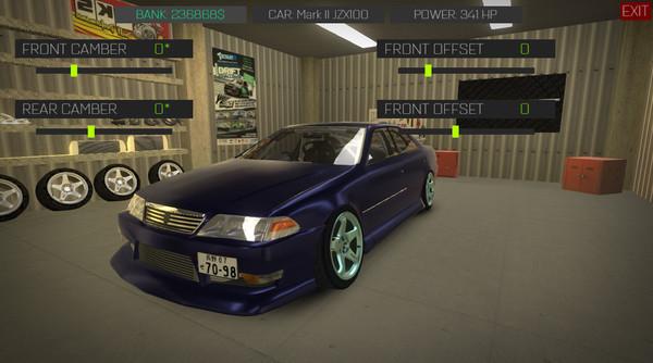 Drift Streets Japan Screenshot
