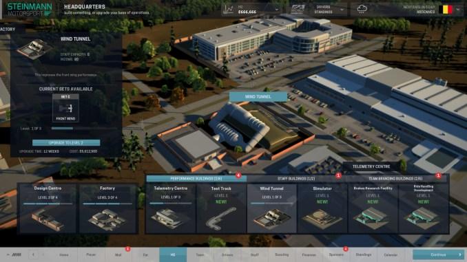 Motorsport Manager Screenshot 3