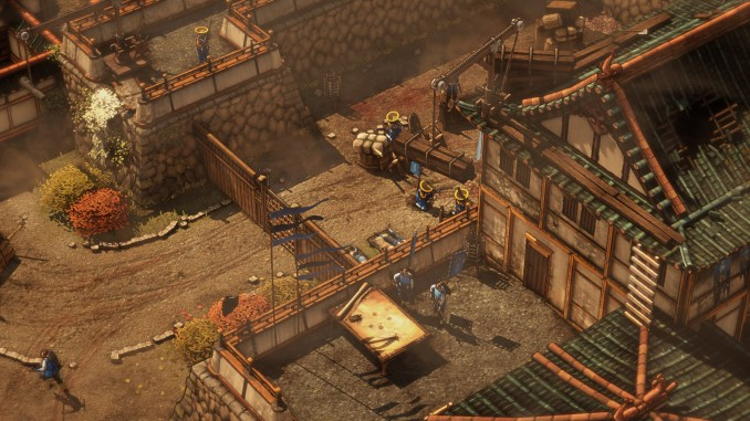 Shadow Tactics: Blades of the Shogun Screenshot 3