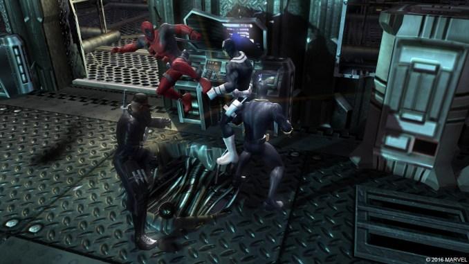Marvel Ultimate Alliance ScreenShot 2