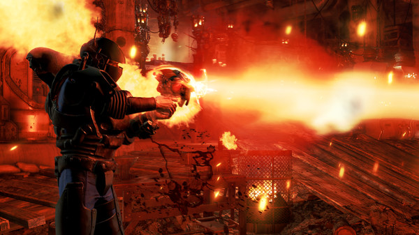 Fallout 4 - Automatron Screenshot