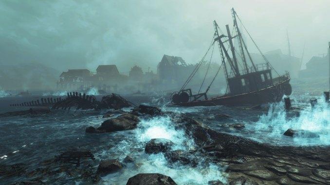 Fallout 4: Far Harbor Screenshot 1