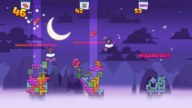 Nintendo eshop soldes Tricky Towers