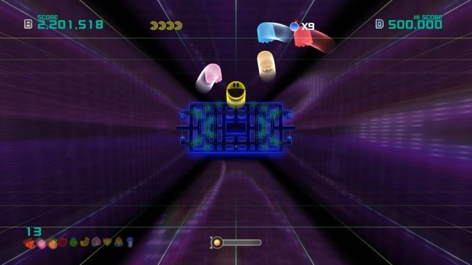 Pac-Man: Championship Edition 2 Screenshot 2