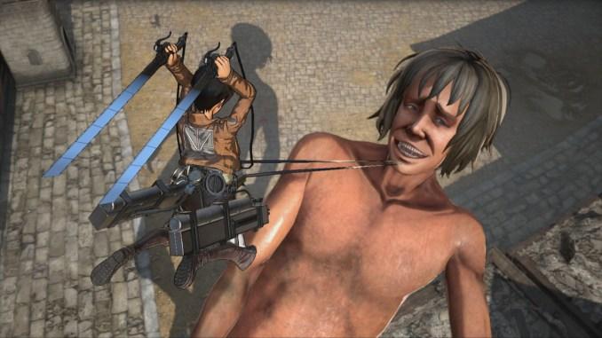 Attack on Titan Full Wings of Freedom Screenshot 3