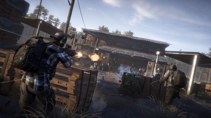 Tom Clancy's Ghost Recon: Wildlands Screenshot 3