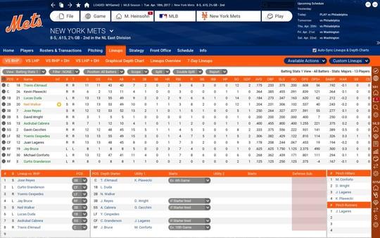 Out of the Park Baseball 18 Screenshot