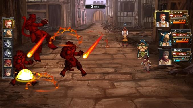 Arelite Core Screenshot 2
