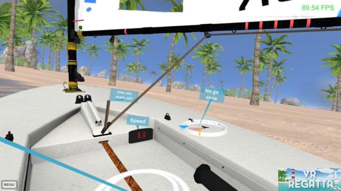 VR Regatta - The Sailing Game screenshot 1