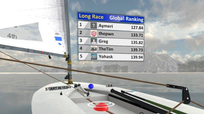 VR Regatta - The Sailing Game screenshot 2