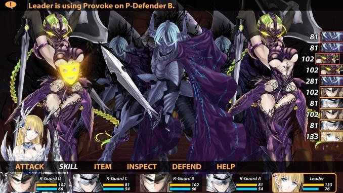 Winged Sakura: Demon Civil War Screenshot 3