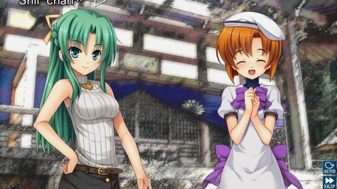 Higurashi When They Cry Hou - Ch.3 Tatarigoroshi screenshot 3