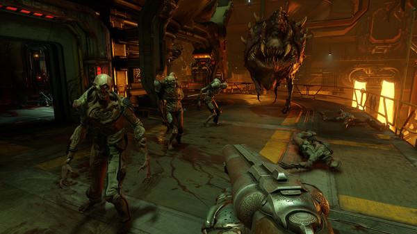 DOOM Demo Screenshot