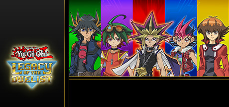 Yu Gi Oh Legacy Of The Duelist On Steam