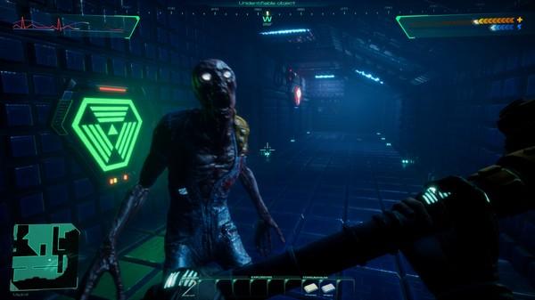 System Shock Screenshot