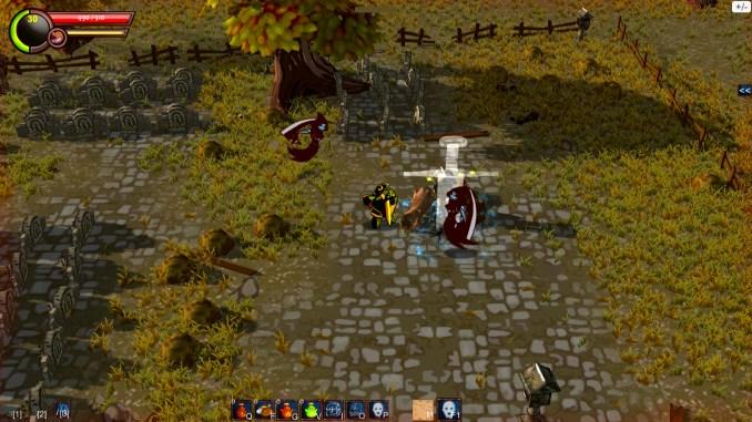 Warriors Wrath + Evil Challenge Screenshot 1