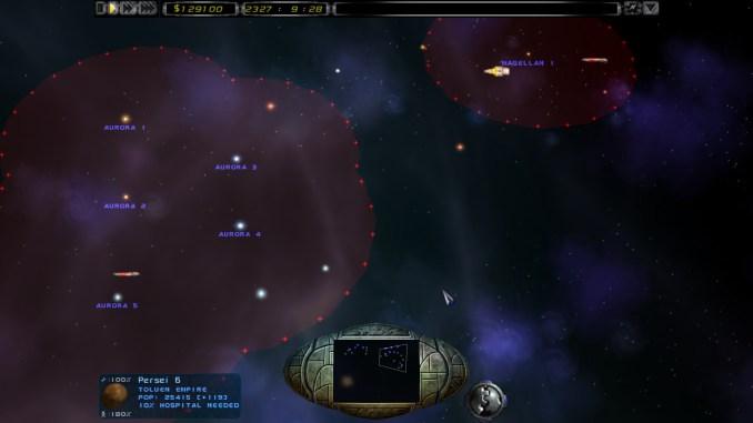 Imperium Galactica II Screenshot 3