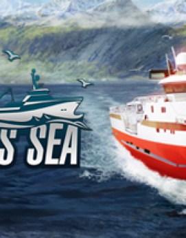 Fishing Barents Sea Line and Net Ships-PLAZA
