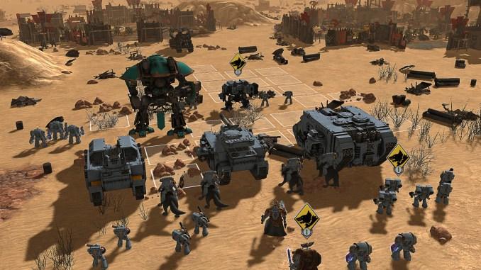 Warhammer 40,000: Sanctus Reach Screenshot 1