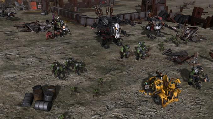 Warhammer 40,000: Sanctus Reach Screenshot 2