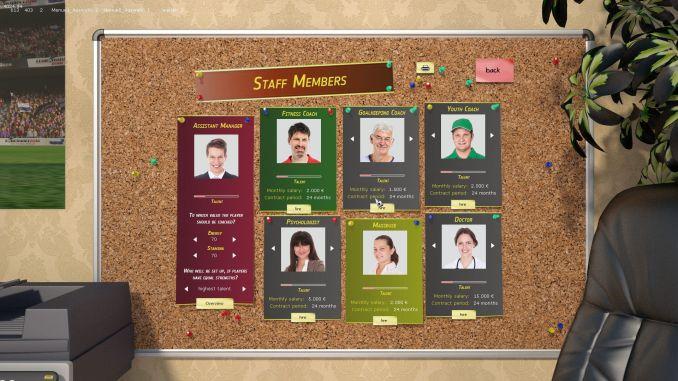 Club Manager 2017 Screenshot 2