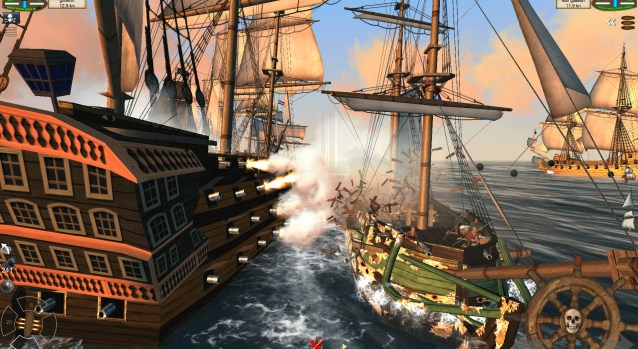The Pirate: Caribbean Hunt в Steam