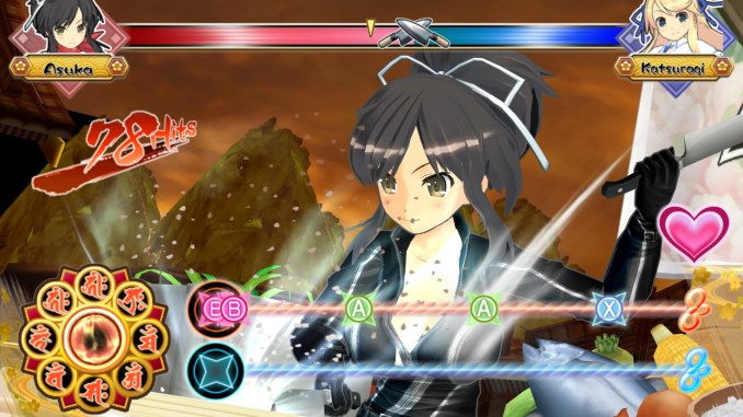Senran Kagura Bon Appétit! Screenshot 3