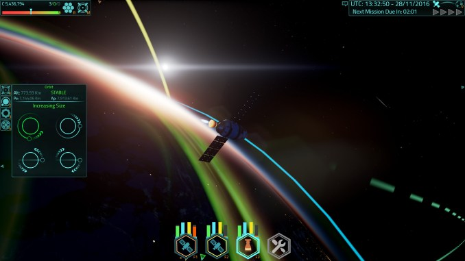 Satellite Command Screenshot 3