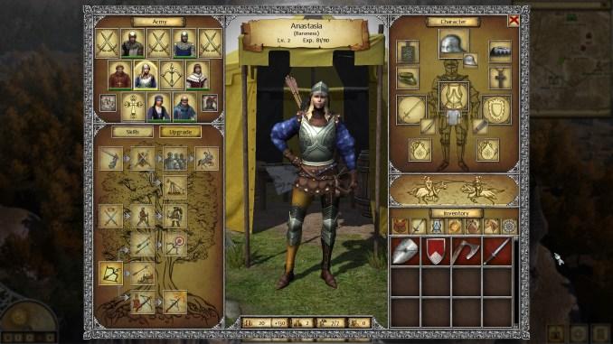 Eisenwald: Blood of November Screenshot 1