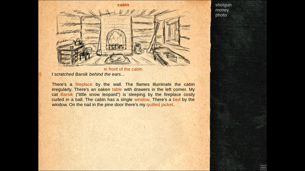 Non-Linear Text Quests Screenshot