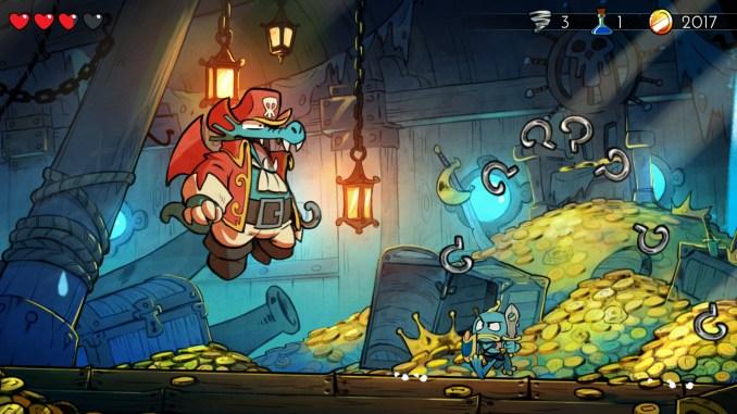 Wonder Boy: The Dragon's Trap Screenshot 3