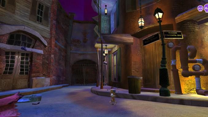 Voodoo Vince Remastered Screenshot 1