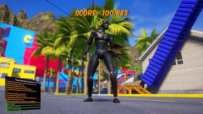 Whiplash - Crash Valley Screenshot 2