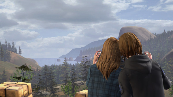 Life is Strange: Before the Storm Screenshot
