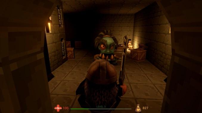 Gold Crusader Screenshot 1