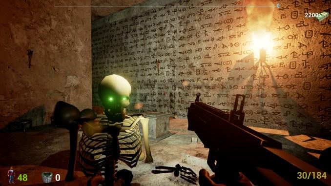 Gulman 4: Still alive Screenshot 2