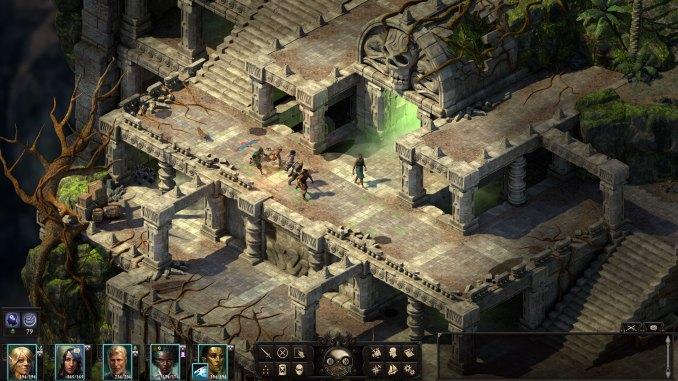 Pillars of Eternity II: Deadfire Screenshot 1