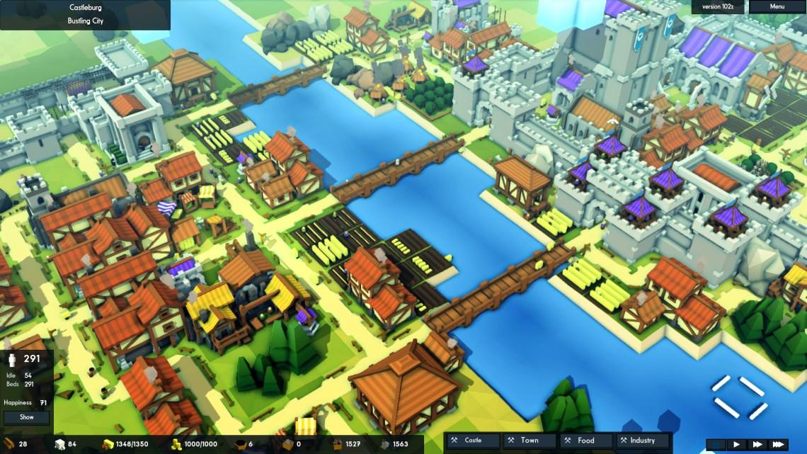 Kingdoms and Castles su Steam
