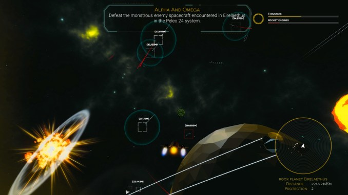 Constellation Distantia Screenshot 3