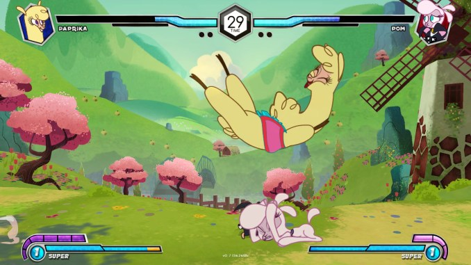Them's Fightin' Herds Screenshot 1