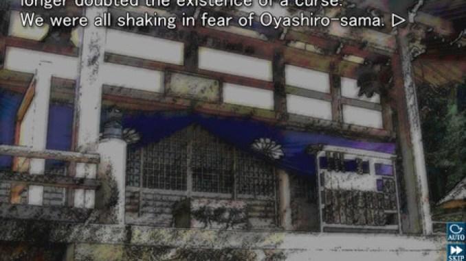 Higurashi When They Cry Hou - Ch.5 Meakashi screenshot 2