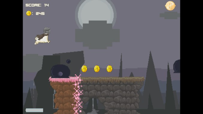Alpacapaca Dash Screenshot 2