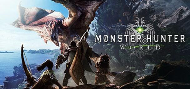 Resultado de imagen para Monster Hunter: World(Capcom)